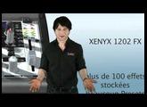 Behringer Xenyx 1202fx francais