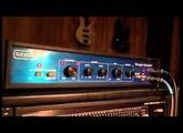 Mxr blue face flanger/doubler demo