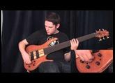 Ken Smith BSR6EG Fretless Bass Electronics Overview Sound Samples
