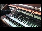 A tour of the Wersi Helios Organ PART 1