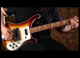 Rickenbacker 4003 Bass in Montezuma Brown Finish