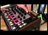 Akai Pro Rhythm Wolf (Demo)