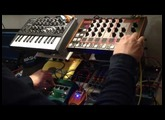 Akai Rhythm Wolf - Deep Session (feat. Arturia Microbrute)