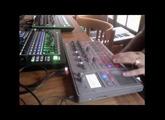 korg electribe 2 live jam SWEET PLANET