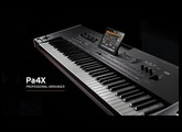 Korg PA4x - Power & Playability, Unparalleled Performance.