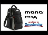 MONO EFX FlyBy Equipment Backpack Overview - Sweetwater Sound