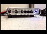 Gallien Krueger MB200 light head