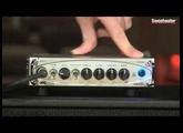 Gallien-Krueger MB200 Ultra Light Micro Bass Head Demo by Sweetwater