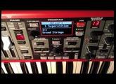 Nord Electro 5 Setlist Demo