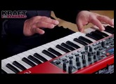 Kraft Music - Nord Electro 5 Keyboard Performance with Chris Martirano
