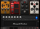 AmpliTube 4.1 for iOS - New Fulltone OCD - Part 2 of 3