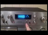 Testing a Pioneer SA-610 stereo amplifier