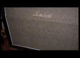 Le test de la CABINE 4X12 MARSHALL 1960 AHW HANDWIRED