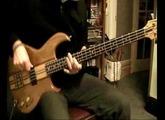 Rio Bass Duran Duran , Aria SB700.