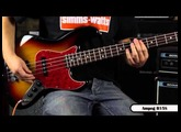 Fender Jazz Bass 1962 Reissue Japan 1994 Demo