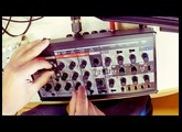 MOODULATOR first try at Happy Knobbing Modular Synth Meet 2015 #TTNM