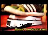 DUNLOP CRY BABY BASS WAH 105Q | BassTheWorld.com