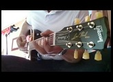Gibson Les Paul Traditional 2012 + Fender Blues junior 2003/ The thrill is gone cover