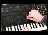 Korg MS-20 Mini - Drum Synthesis Part 1 - Kick Drum