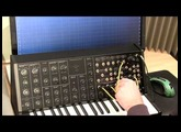 Korg MS-20 Mini - Drum Synthesis Part 2 - Snare Drum