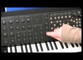 Korg MS-20 Mini - Drum Synthesis Part 4 - Toms