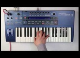 Novation // Ultranova Vocoder In Depth