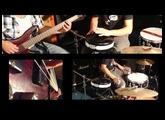 Beat Root (Hank Drum) & Bass & Drum