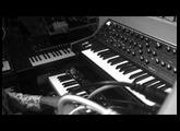 Mother-32 Jazz Rhodes Piano Improv (SUB 37, MAKE NOISE, 4MS, KORG SV-1)