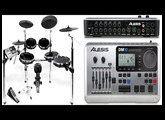 Alesis DM10X Kit Premium 6-Piece Electronic Drum Set With HD Drum Module, XRack and XL RealHead Pads