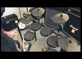 Alesis DM7X Kit test unboxing