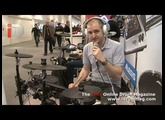 Alesis DM7X Kit Demo with Daniel Schlep Musik Messe 2013