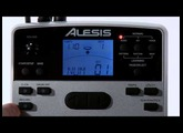 Alesis DM7X Module Settings Overview