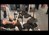 Musikmesse 2013 - ALESIS DM7X E-Drum Kit (deutsch)