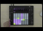 Making Beats with Ableton Push 2 – Playing drums