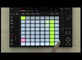 Ableton Push 2 Tutorial – Step sequencing melodies