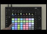 Mixing with Ableton Push 2