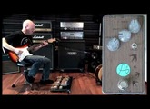 Anasounds - UTOPIA - Tape echo with modulation