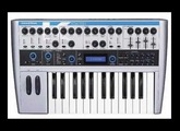 novation k-station (droney demo)