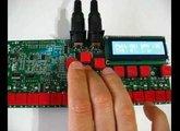 The Beat707 Arduino Shield