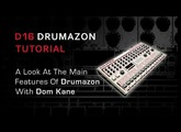 D16 Drumazon Show & Tell Overview - With Producer Dom Kane