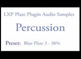 LXP Plate Plugin Percussion Samples.mov