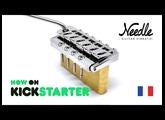 Kickstarter : Le Vibrato Needle - Français