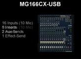Yamaha MG-USB Chez AVLS