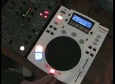 Video request, A look at the Vestax CDX-05 . A few features.