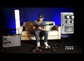 DigiTech DOD Gunslinger Mosfet Distortion Guitar Effects Pedal