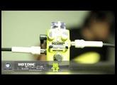 Hotone Komp Compressor Pedal demonstration by Guitarcube
