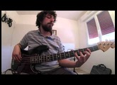 Peeping Tom - Desperate Situation Bass Cover
