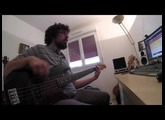 Jamiroquai - Too Young To Die Bass Cover