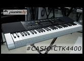 Обзор синтезатора Casio CTK-4400 от Pianino.by