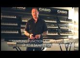Casio CTK4400 / WK240 Keyboard Overview